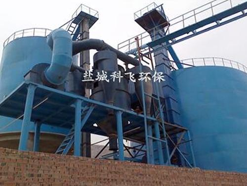 武汉粉煤灰直接分选工艺布置