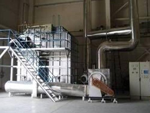 蓄热式催化燃烧净化VOCs