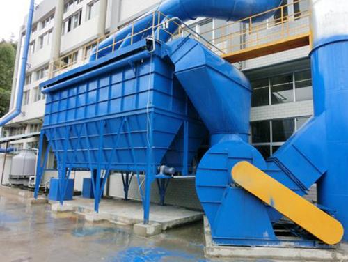 北京大型卧式电除尘器